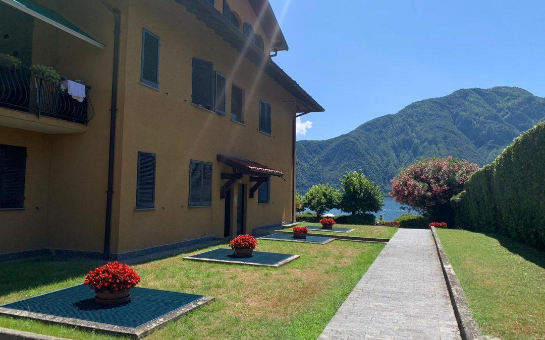 Bilocale in affitto LENNO ( Lago di Como )